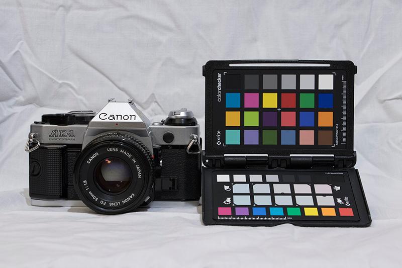 Canon 77D ISO TEST