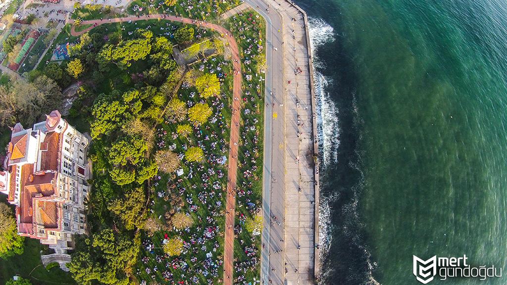Havadan Fotoğraf Çekimi