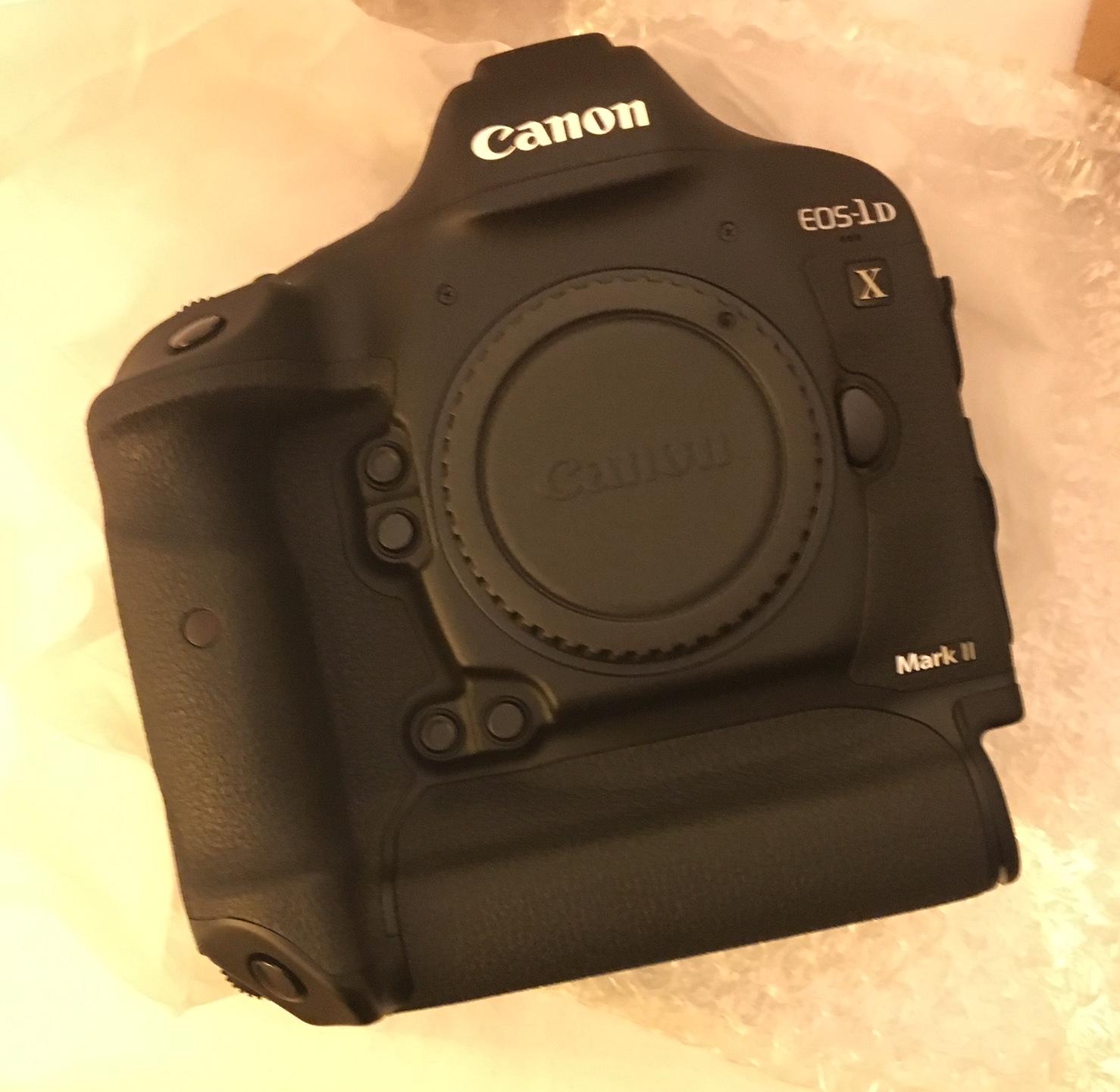 Canon 1DX Mark II