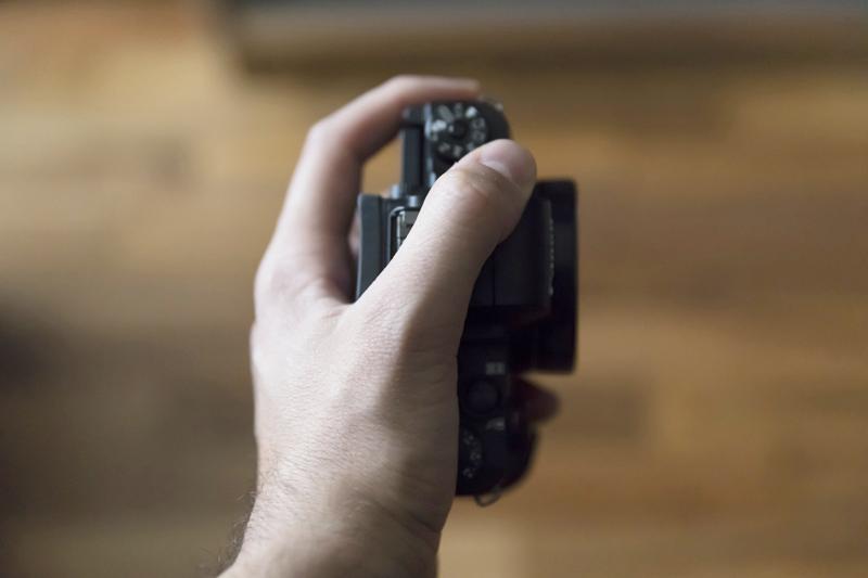 G1X Mark III Hand