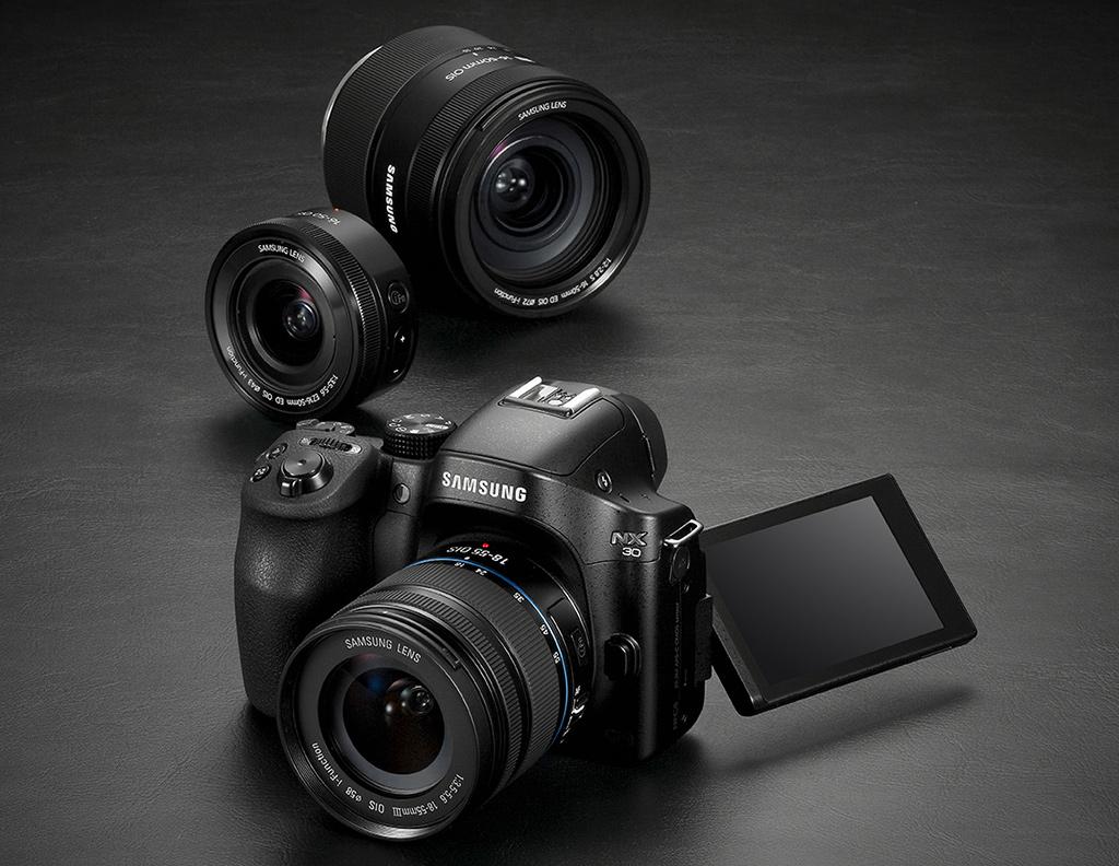 Samsung-NX-30