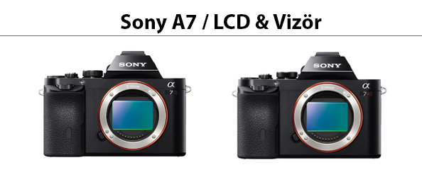 sony a7 lcd