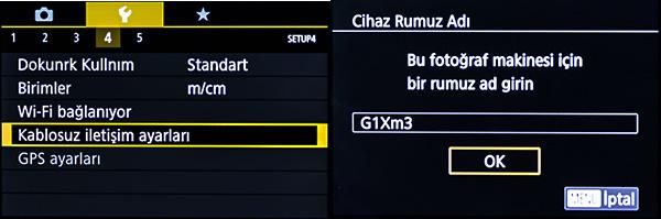 G1X Mark III Wi-Fi